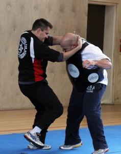 Adult self defence
