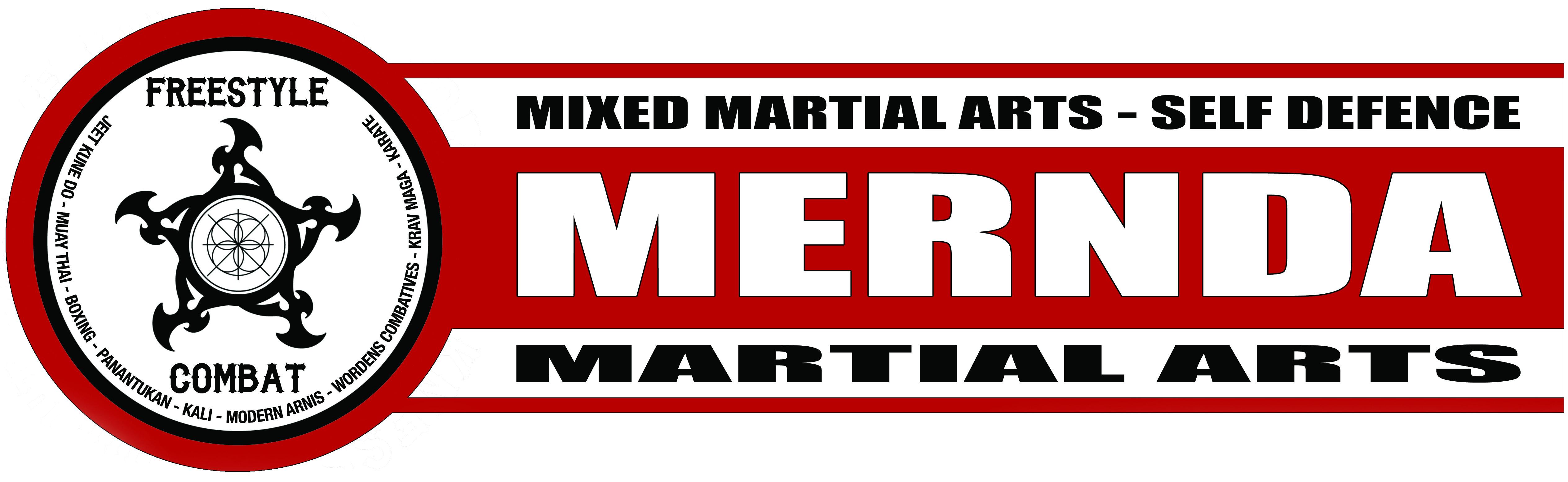 Mernda Martial Arts Logo